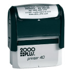 2000 Plus Printer 40 Texas Notary Stamp