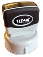 Titan Washington Round Notary Stamp. This product has multiple versions. Please select one using the Choose a Version box.