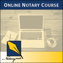 Arizona Notary.net Online Notary Training Course